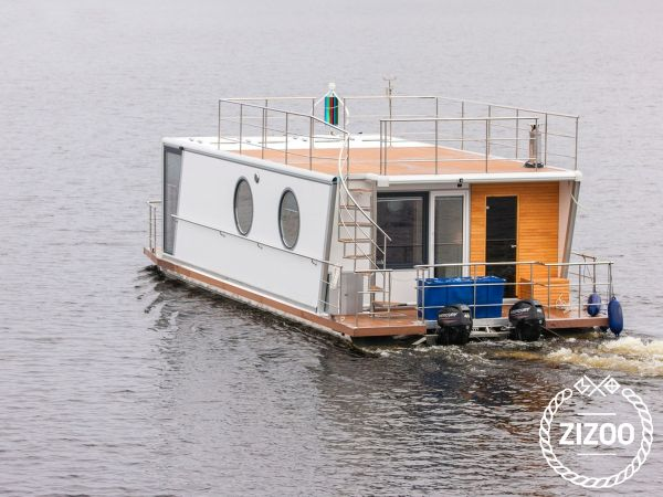Imbarcazione a motore Bellamer DeLuxe (2014)-2