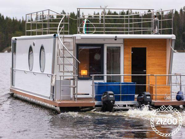 Imbarcazione a motore Bellamer DeLuxe (2014)-1