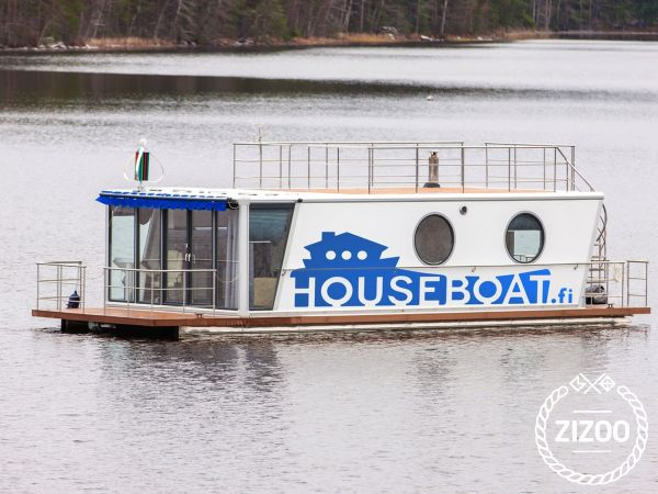 Bellamer DeLuxe 2014 Motor boat