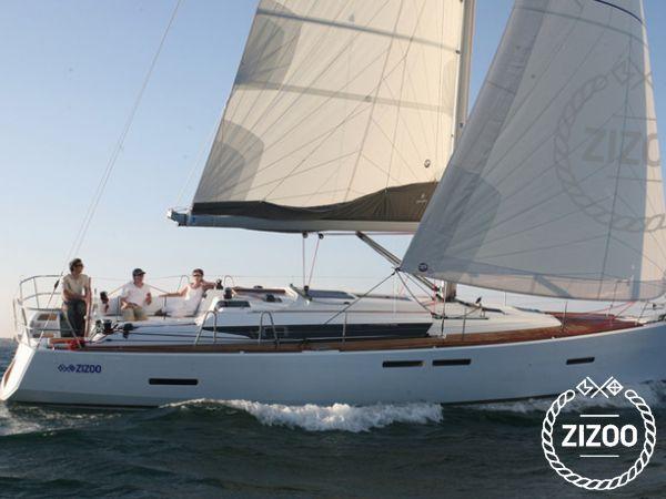 Jeanneau Sun Odyssey 409 2015 Sailboat