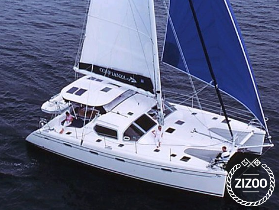 Privilege 435 2010 Catamaran
