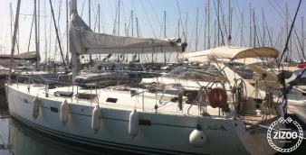 Sailboat Hanse 470 2010