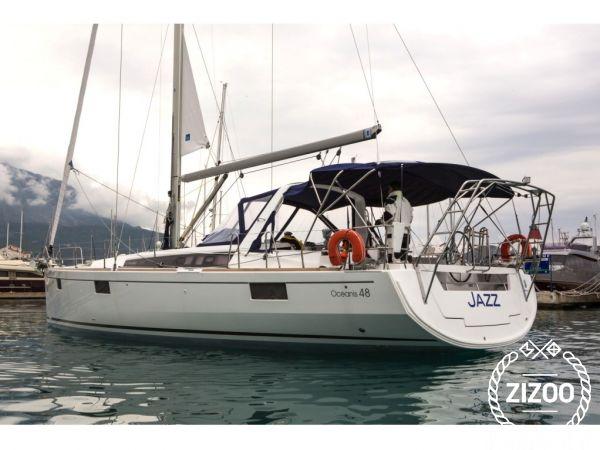 Oceanis Oceanis 48 2014 Sailboat