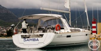 Sailboat Beneteau Oceanis 45 2014