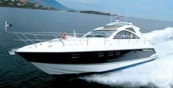 Motor boat Fairline Targa 44 2011