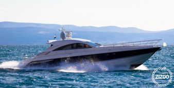 Motor boat Fairline Targa 62 2006