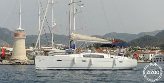 Sailboat Beneteau Oceanis 40 2011