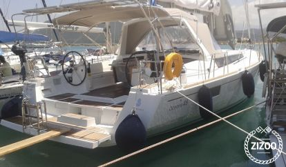 Sailboat Beneteau Oceanis 48 (2014)