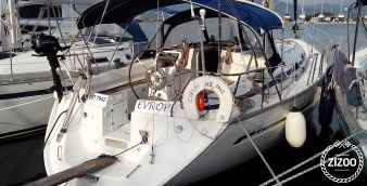Sailboat Bavaria 40 2002