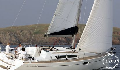 Sailboat Jeanneau Sun Odyssey 36 i (2009)