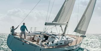 Sailboat Bavaria Cruiser 56 2016