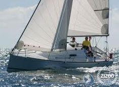 Sailboat Beneteau First 27.7S 2009