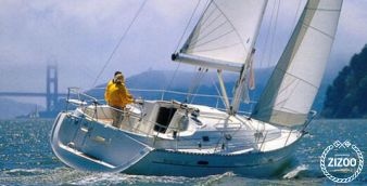 Sailboat Beneteau Oceanis Clipper 331 2003