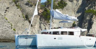 Catamarano Lagoon 450 2014