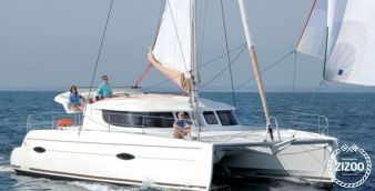 Catamaran Fountaine Pajot Lipari 41 2015