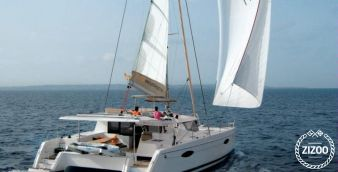 Catamaran Fountaine Pajot Helia 44 2014