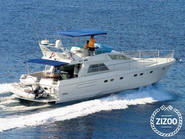 Ferretti 49 1995 Motor boat