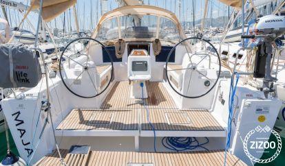 Sailboat Dufour 410 Grand Large (2015)