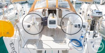 Sailboat Dufour 450 Grand Large 2014