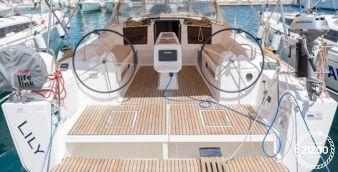 Sailboat Dufour 410 Grand Large 2015