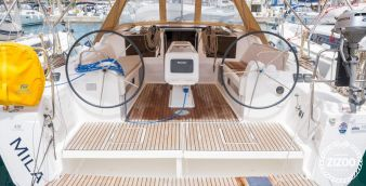 Barca a vela Dufour 410 Grand Large 2014