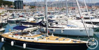 Sailboat Beneteau 57 2008