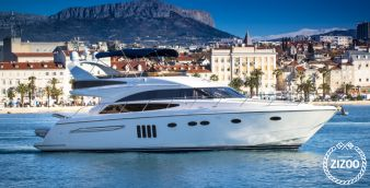 Motor boat Princess 62 2008