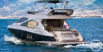 Motor boat Sunseeker 52 2008