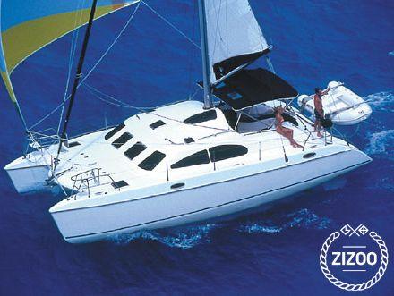 Broadblue 385 2005 Catamaran