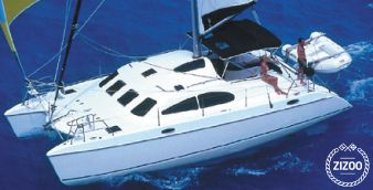Catamaran Broadblue 385 2005
