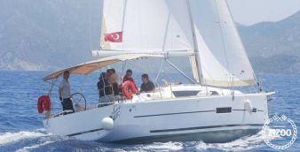 Barca a vela Dufour 382 Grand Large 2015