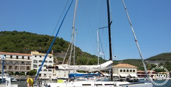 Sailboat Dufour 385 2014