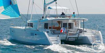 Catamaran Lagoon 450 2012