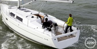 Barca a vela Hanse 375 2011