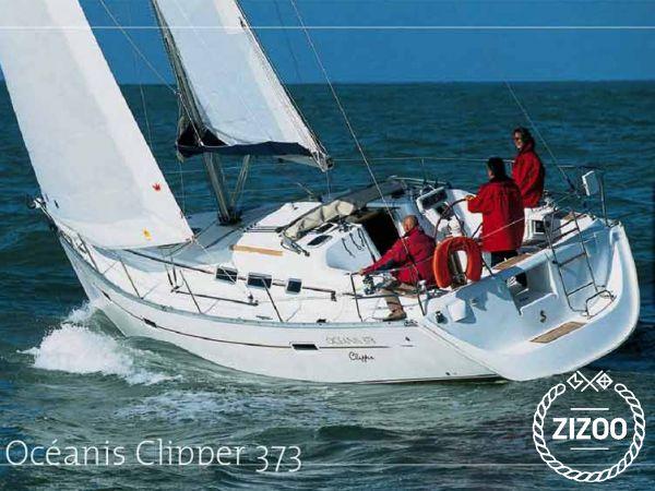 Segelboot Beneteau Oceanis Clipper 373 - 2004 (Umbau 2019)-0