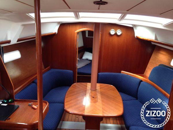 Segelboot Beneteau Oceanis Clipper 373 - 2004 (Umbau 2019)-2