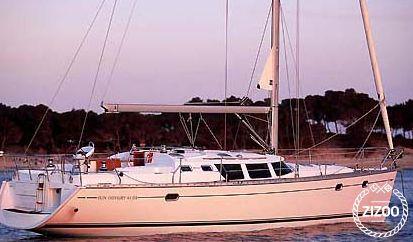 Sailboat Jeanneau Sun Odyssey 43 DS (2004)