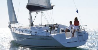 Sailboat Beneteau Cyclades 43.4 2008