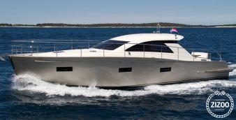 Barca a motore cyrus 13.8 Hardtop 2012