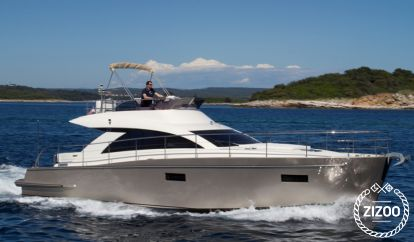 Motorboot cyrus 13.8 Flybridge (2012)