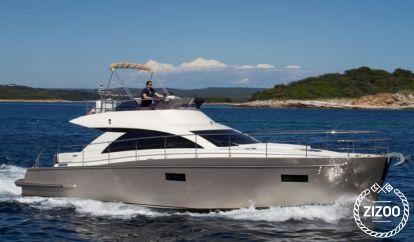 Motor boat cyrus 13.8 Flybridge (2012)
