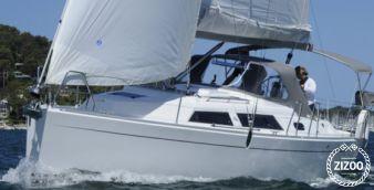 Segelboot Hanse 325 2014