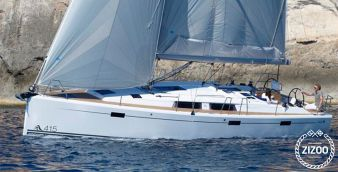 Sailboat Hanse 415 2012
