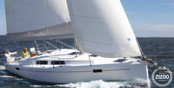 Sailboat Hanse 385 2016