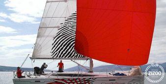 Sailboat Dehler 38 2014