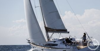 Sailboat Elan Impression 45 2016
