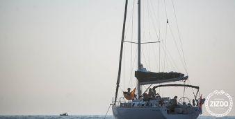 Sailboat Salona 44 2010