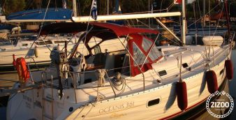 Barca a vela Beneteau Oceanis 36.1 Sunbeam 2000