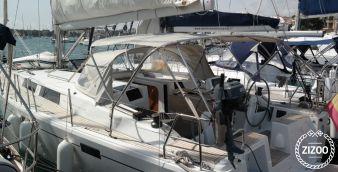 Barca a vela Hanse 415 2012