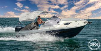 Speedboat Jeanneau Cap Camarat 7,5 WA 2015